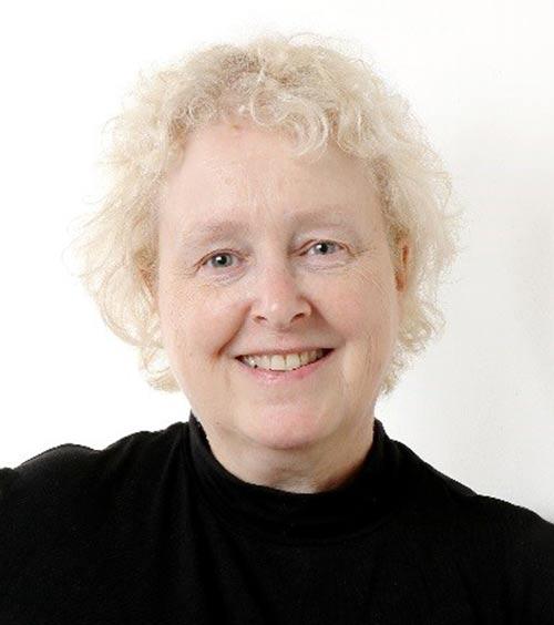 Brigitte Harrisson, autiste